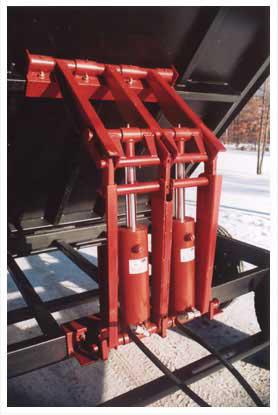 Versatilt Hydraulic Dump Trailers Built Tough